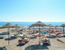 Sunside Beach Hotel 3* (Konakli, Alanya, Turkey)