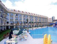 Camyuva Beach Hotel 4* (Kemer, Turkey)