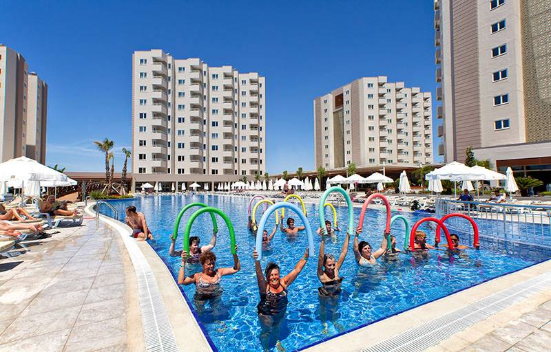 Grand Park Lara 4 Antalya Turkey