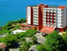 Nazar Beach Hotel 4* (Antalya, Turkey)