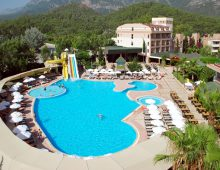 Sherwood Greenwood Resort 4* (Goynuk, Kemer, Turkey)