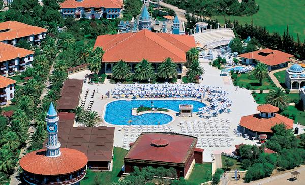 Kizilagac Side Ali Bey Park Hotel