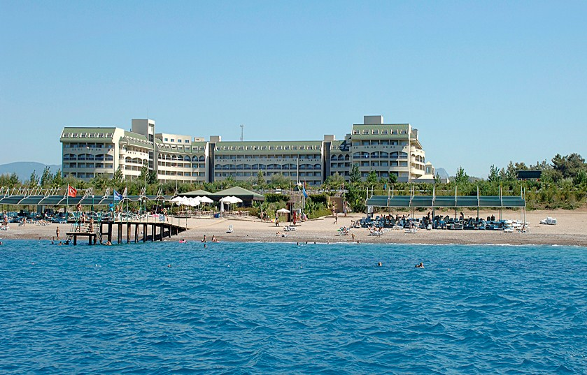 Hotel Amelia Beach Resort And Spa Side And Alanya