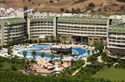 Amelia Beach Resort Hotel & Spa 5* (Kizilot, Side, Turkey)