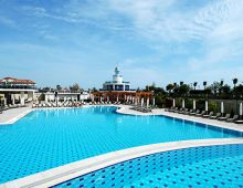 Commodore Elite Suites Spa 5* (Evrenseki, Side, Turkey)