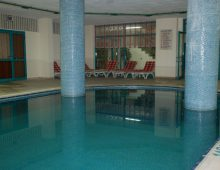 Indoor pool in the hotel Grand Panorama Family Suites 4* (Marmaris, Turkey)