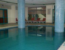 Indoor pool in the hotel Grand Panorama Family Suites 4* (Marmaris, Turkey)