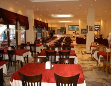 Restaurant in the hotel Grand Panorama Family Suites 4* (Marmaris, Turkey)