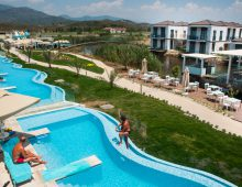 Jiva Beach Resort 5* (Fethiye, Turkey)