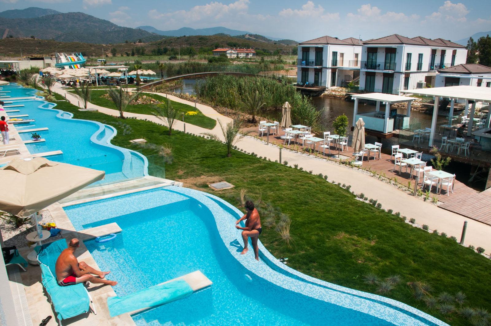 Hotel Jiva Beach Resort Turkey