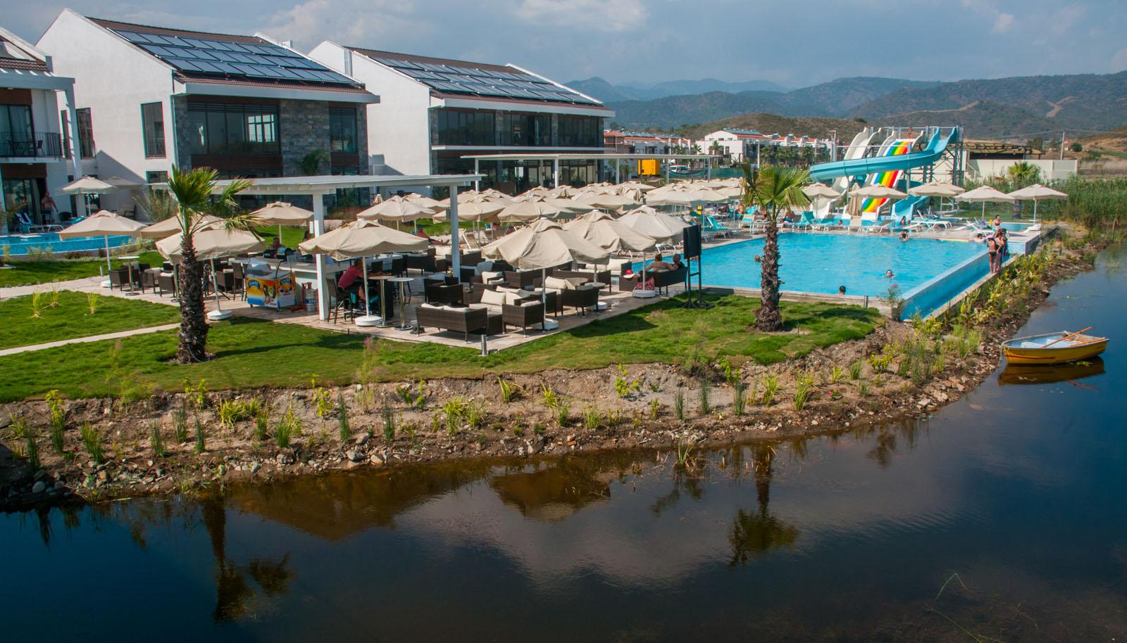 Jiva Beach Hotel Fethiye