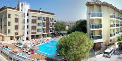 Mersoy Exclusive Aqua Resort 4* (Icmeler, Marmaris, Turkey)
