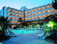 Pineta Club Hotel 4* (Marmaris, Turkey)