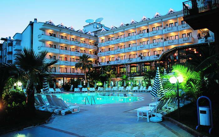 Pineta Club Hotel 4 Marmaris Turkey