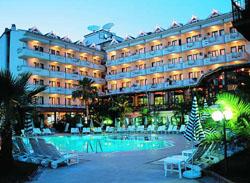 Pineta Club Hotel 4* (Marmaris, Turkey)
