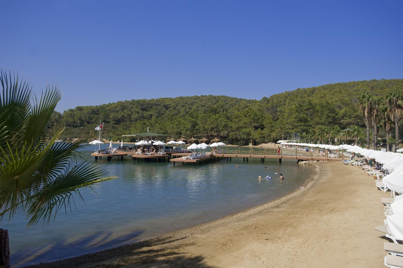 Green Beach Resort Hotel Bodrum