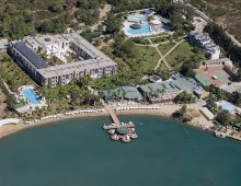 Crystal Green Bay Resort & Spa 5* in Guvercinlik, Kuyucak Bay, Bodrum, Turkey