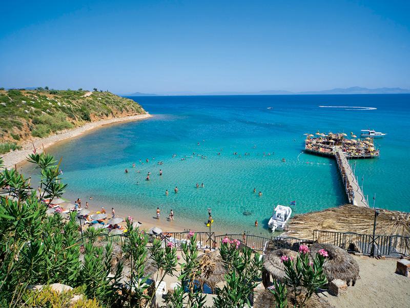 Didim Beach Resort Aqua Amp Elegance Thalasso 5 Didim Turkey