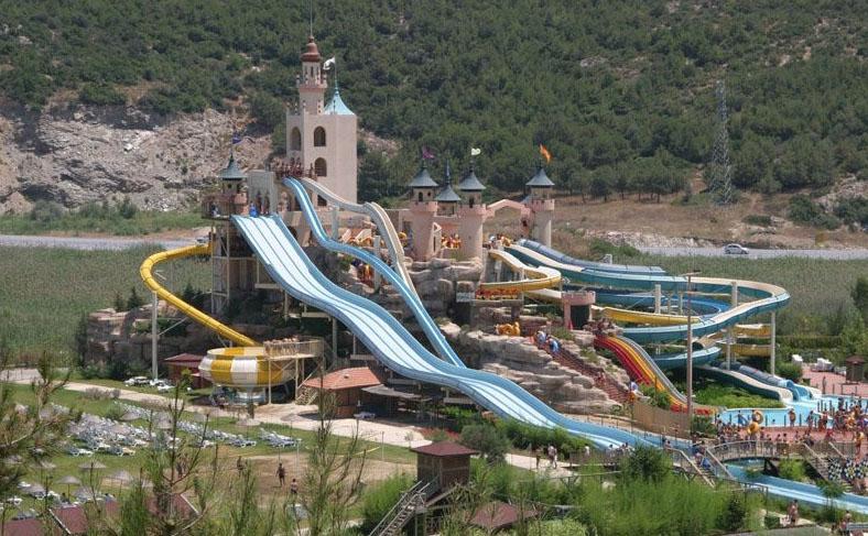 Aqua Fantasy Aquapark Hotel & Spa 5* (Selcuk, Kusadasi ...