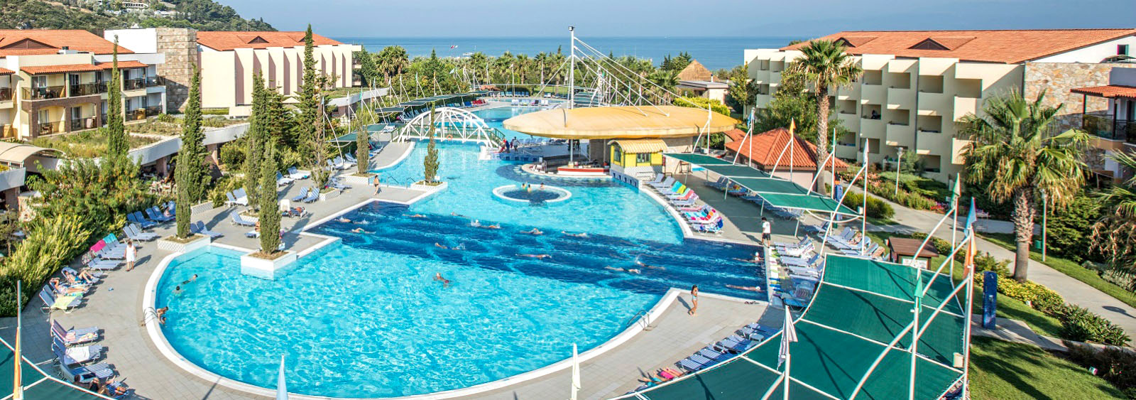 Aqua Fantasy Aquapark Hotel And Spa Kusadasi Turkey