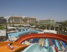 Crystal Family Resort & Spa 5* (Bogazkent, Belek, Turkey)