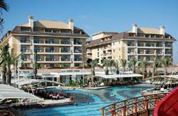 Crystal Family Resort & Spa 5* (Bogazkent, Belek, Turkey)
