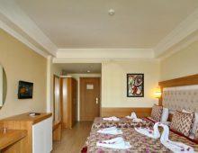 Hedef Beach Resort & Spa 5* (Konakli, Alanya, Turkey)