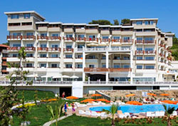 Justiniano Deluxe Resort 5* (Alanya, Turkey)
