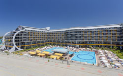 Senza The Inn Resort & Spa 5* (Turkler, Avsallar, Alanya, Turkey)