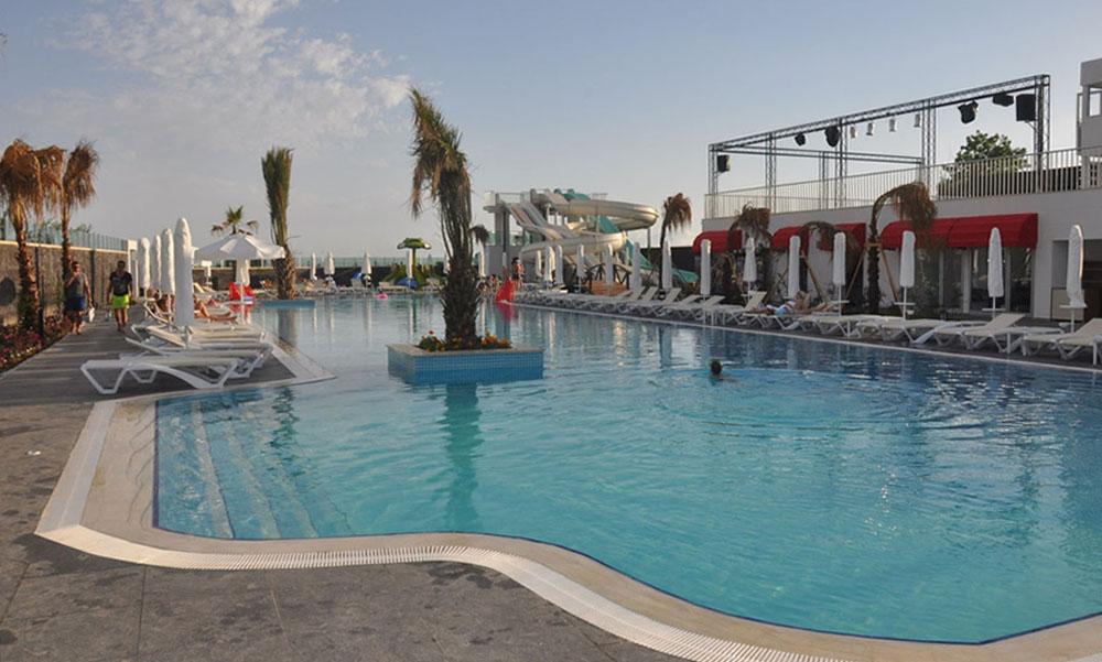 White City Resort Hotel 5 Alanya Turkey