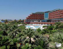Delphin Deluxe Resort 5* (Okurcalar, Alanya, Turkey)