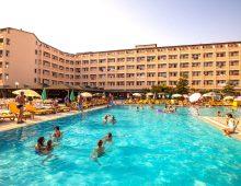 Pool in the hotel Xeno Eftalia Resort 4* (Konakli, Alanya, Turkey)