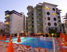 Krizantem Hotel 4* (Alanya, Turkey)