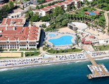 Panorama of the hotel TUI Day & Night Connected Club Hydros HV1 5* (Kemer, Turkey)