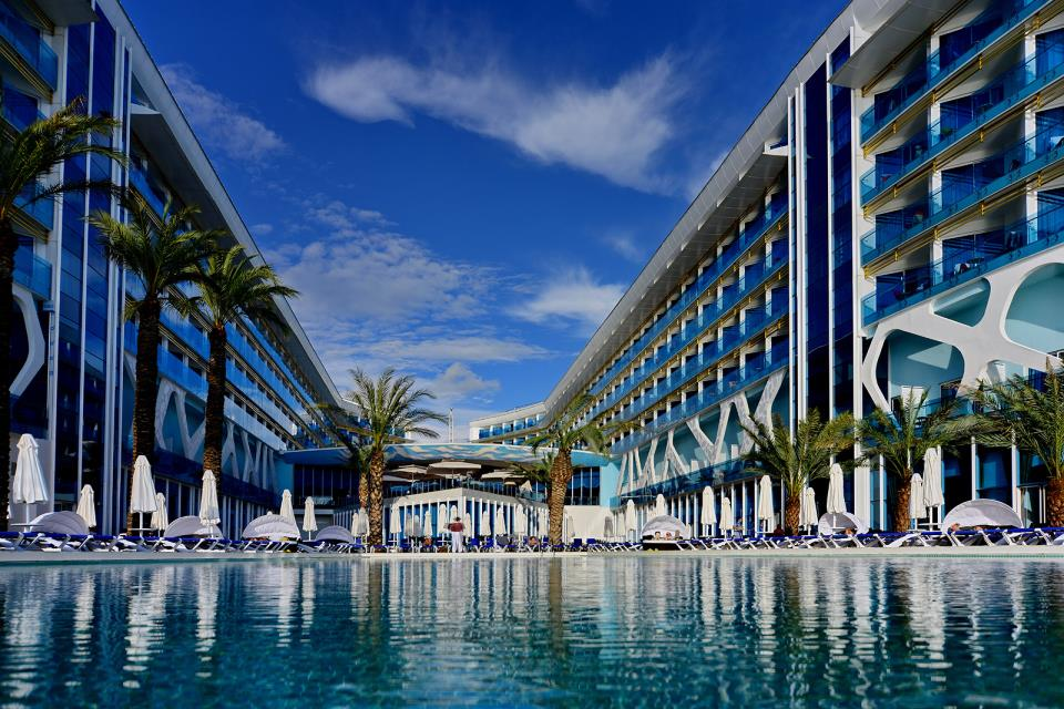 Vikingen Infinity Resort Amp Spa 5 Alanya Turkey