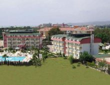 Panorama of Anita Club Fontana Life Hotel 4* (Kemer, Turkey)