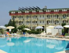 Pool in Anita Club Fontana Life Hotel 4* (Kemer, Turkey)