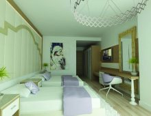 Oz Hotels Side Premium 5* (Evrenseki, Side, Turkey)