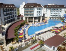 Ramada Resort Side 5* (Colakli, Side, Turkey)