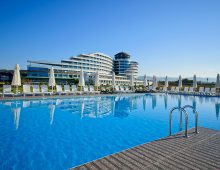 Raymar Hotel 5* (Side, Turkey)