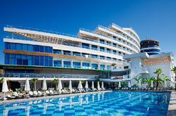 Raymar Hotel 5* (Side, Turkey)