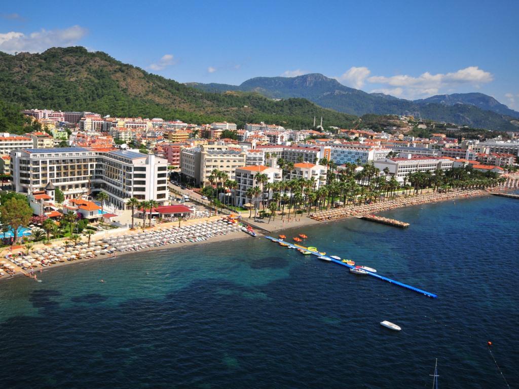 Golden Rock Beach Hotel 5 Marmaris Turkey