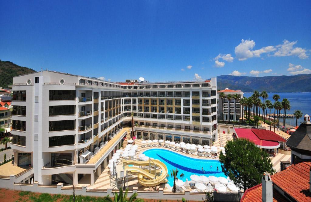 Golden Rock Beach Hotel 5* (Marmaris, Turkey)