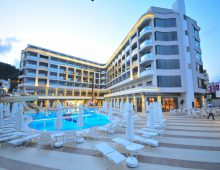 Golden Rock Beach Hotel 5* (Marmaris, Turkey)