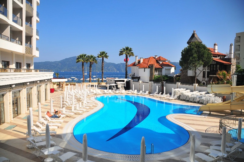 Golden Rock Beach Hotel 5 Marmaris Turkey