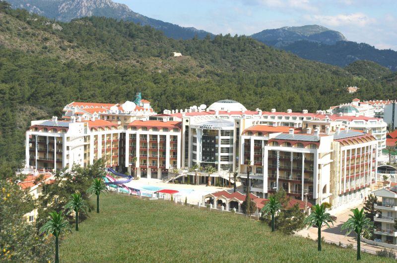 Grand Pasa Hotel 5 Marmaris Turkey