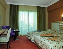 Grand Pasa Hotel 5* (Siteler, Marmaris, Turkey)