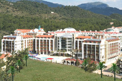 Grand Pasa Hotel 5* (Siteler, Marmaris, Turkey)