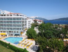 Panorama of Sunbay Park Hotel 4* (Marmaris, Turkey)