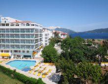 Panorama of Sunbay Park Hotel 4* (Marmaris, Turkey)